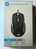 HP M150  6 Buttons Optical Gaming Mouse USB Wired 1600DPI  Desktop/Laptop Black