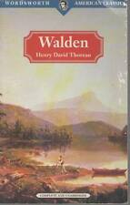 WALDEN - HENRY DAVID THOREAU   -ENGLISH TEXT-