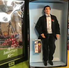 NEW IN BOX 40TH ANNIVERSARY KEN DOLL BARBIE COLLECTOR EDITION 2001
