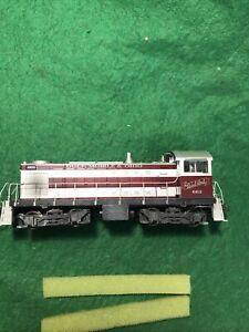 Ho Proto 2000 S1 Gulf Mobile & Ohio NOS (HO91315)