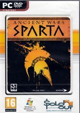 Ancient Wars: Sparta (PC Game) Recreates history of Spartans,Persians,Egyptians