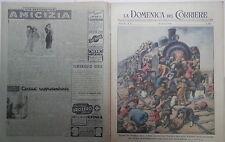 LA DOMENICA DEL CORRIERE 23 gennaio 1949 Guerra in Cina Pretore di Bologna Sci