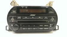 Original 2002-2004 Nissan Altima Bose Radio CD Player 281853Z720 CQ-EN2261X