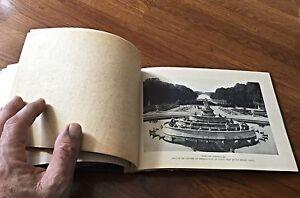 14 ANCIENNES EAUX FORTES GRAVURES  EDITION ELD - VERSAILLES ET LES RIANONS -19em