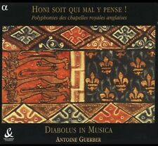 Diabolus in Musica - Honi Soit Qui Mal y Pense [New CD]