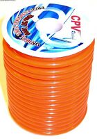 51821 Orange RC Engine Nitro Glow Fuel Line 1 Meter 5mm OD x 2.5mm ID