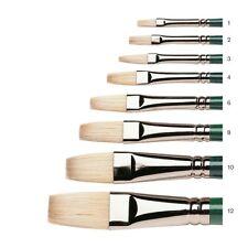 Winsor & Newton Winton Oil Brush Size 4 Flat 5974704