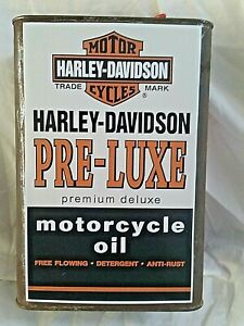 MOTORCYCLE OIL CAN LABEL Vinyl Decal BSA ARIEL CROCKER POPE Tin harley davidson