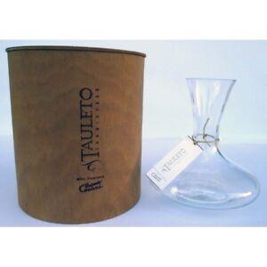 Tauleto Sangiovese Wine Fragrances Glass Diffuser Decanter 8.5oz - Gift Box - Um