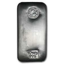 ⭐️⭐️⭐️ 10 ozt .999 fine silver BU bar by The Perth Mint, Australia ⭐️⭐️⭐️