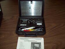 Progressive Resistance Fault Meter Model 210 *Never used*