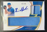 2019 Panini Immaculate BRAD KELLER Autograph RC Jersey Patch RPA Relic SP /49