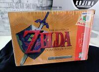 Legend of Zelda: Ocarina of Time Collectors Edition Nintendo 64 N64 Complete