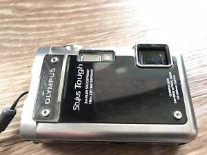 Olympus 8010 Tough Stylus 14MP Digital Camera