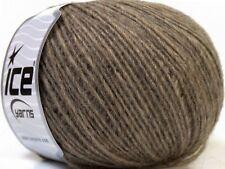 Peru Alpaca Light DK Yarn #38135 Camel - Ice 50gr 191yds Alpaca, Merino Wool
