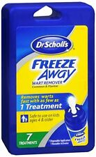 Dr. Scholl's Freeze Away Wart Remover 7 Each (Pack of 8)