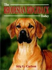 The Rhodesian Ridgeback Today-ExLibrary