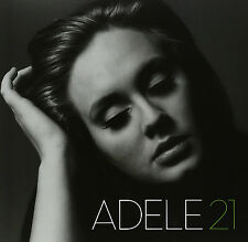 21 (LP) - Adele (Vinyl Record w/Free Download) - FREE SHIPPING