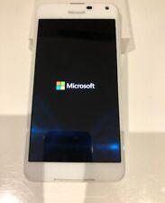 4G Lumia 650 Microsoft cellulare Nokia * EE rete * 6 LAV GARANZIA * BIANCO *