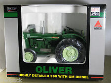 OLIVER 990 TRACTOR W/ GM DIESEL LIMITED HPOCA EDITION 1 of 750 NIB 1/16 2009