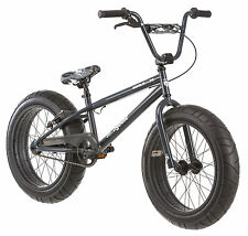 "20"" Mongoose BMaX Boys' BMX Bike, Graphite"