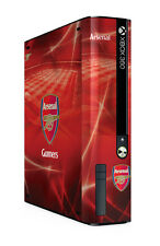 xBox 360 E GO Console Skin Sticker Arsenal Football Club Official Gunners New