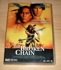 DVD película-The Broken chain-Pierce Brosnan