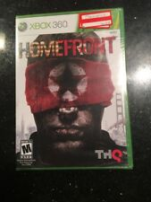 Homefront - XBOX 360 Brand New Factory Sealed