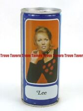 1970s Scotland Tennent's Lager Lee Twists Her Hair 440mL girl can