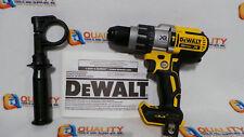 """New DeWalt DCD996 20V MAX XR Li-Ion 1/2"""" Hammer Drill/Driver 3-Speed - Bare Tool"""