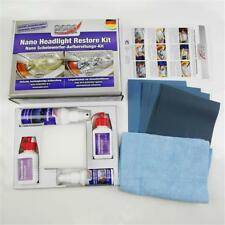 PRO TEC NANO Scheinwerfer Aufbereitungs Kit SET HEADLIGHT REPAIR KIT Reparatur