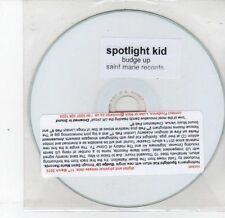 (DS292) Spotlight Kid, Budge Up - 2013 DJ CD