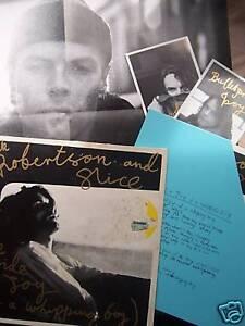 "NICK ROBERTSON & SLICE Pride & Joy ~ 10"" Single PACK"
