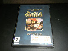 Guild Universe:  Guild 1 & 2 Gold & Online Manuals (PC DVD-ROM Game, 2008)