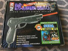 PC AUTO MAG/GUN, LIMITED EDITION, SUPER ARCADE FIRING ACTION, W/BOX