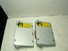 2X OEM Hella 5DV 008 290-00 Xenon D2S HID Ballast Control Unit Computer Module
