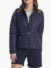 BNWT Barbour Shorewood Quilted Jacket Size 8 Blue Navy RRP£159 Women's
