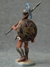 Greek Hoplite. Elite tin soldiers St. Petersburg 54 mm. Shcherbakov-HQModels