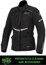Blousons noirs Alpinestars taille L pour motocyclette