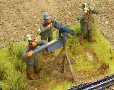 MGM 100-05 1/72 Resin WWI German AA Machine Gun Squad. Three Figures + MG