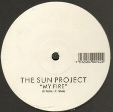 THE SUN PROJECT - My Fire - House Traxx