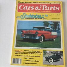 Cars & Parts Magazine Chevrolet Bel Air Sport Coupe November 1981 052917nonrh
