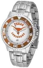 Texas Longhorns-Competitor Steel Mens Watch