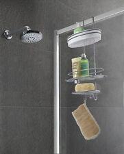 Duschregal Duschablage Hängeregal Badregal Badablage Duschkorb  ohne Bohren