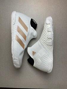 adidas Stycon Womens Tennis Shoes Sports Athletic White FY2946 sz 11
