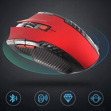 Kabellose optische 6 Tasten Funkmaus für PC, Laptop,Gaming Wireless Maus