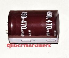 Electrolytic capacitor 450V 470UF 35*50mm