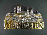 Magnet München Munich ,Polyresin,Souvenir Germany Deutschland,NEU.