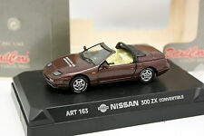 Detail Cars 1/43 - Nissan 300 ZX Cabriolet Brown