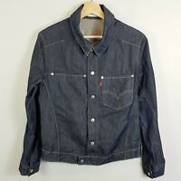 LEVI'S Engineered Jeans Womens Size S or 10 / US 6 Blue Denim Jacket